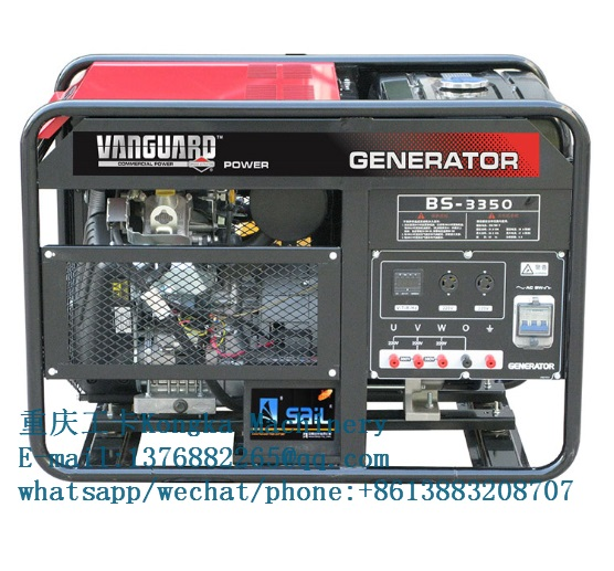 15KW 22KVA gasoline power generator with Briggs & Stratton engine